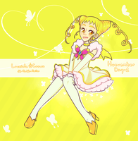 Huevember Day 1 - Cure Lemonade by LucciolaCrown