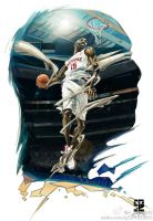 Vince Carter by A-BB