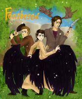 Feathered -SPN- by EspadaDina