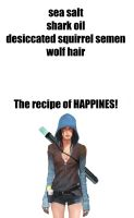 The recipe of HAPPINES! by 1r0zz0
