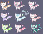 Adopts: Valentines Adopt by Tacsayo
