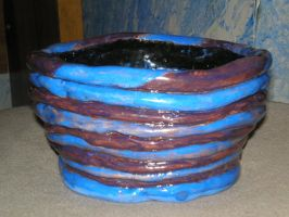 Coil Pot by AmayaNightRain