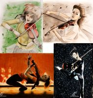 Lindsey Stirling - Elements by Nadschi