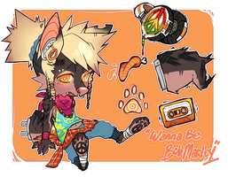 FURRY BOOM BECHO Auction CLOSED by Jeibon