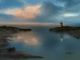 Calm Waters by Sillybilly60