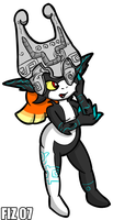Midna by FizTheAncient
