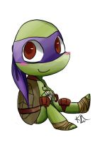 Donatello Chibi by Arcane-Panda