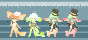 Set Price Gummi Sharks 5 .:Closed:. by Pieology
