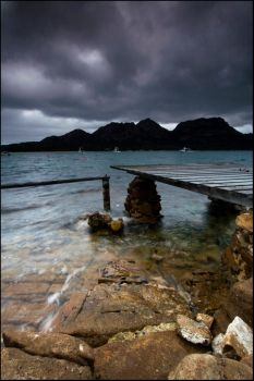 Coles Bay by alexwise