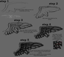 Wings Tutorial by KingRedDark