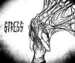 Stress by Jenna-Danielle