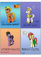 OC Compilation - 1 by Pony-Berserker