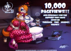 10000 PAGEVIEWS by VLADSPARTA
