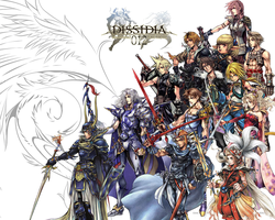 Dissidia Duodecim Wallpaper by TazzBruhh