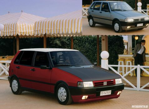 Fiat Uno by Pacee87