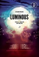 Luminous 3 Flyer by styleWish