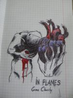 In Flames by Revenge41