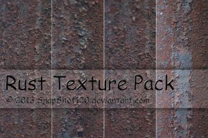 Rust Texture Pack by SnapShot120