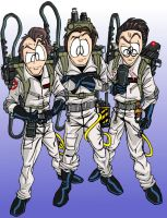 Ghostbusters by egocenter