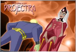 Justice League Unlimited 5 by Furyian