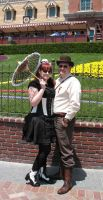 Steampunk at Bats Day 2010 by Utinni