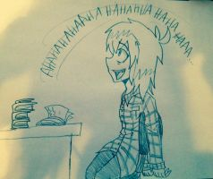 |:.WHEN I HAVE HOMEORK AND STAYS UP AT NIGHT.:| by J0LIA