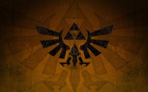 TriForce Wallpaper by JayCosplay