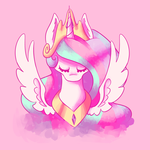 Celestia by Paintrolleire