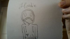 Hoodie from Marble Hornets by gabrielle44