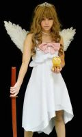 Taiga Aisaka Miss Contest (Angel version) by Giuliart3