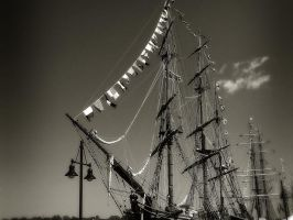 HMS Bounty 2 by S-H-Photography