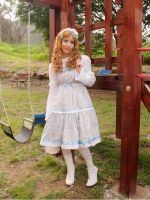 Country Lolita 2 by shinigamimeroko