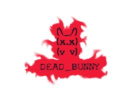 DEAD_BUNNY_blood by TheWojo