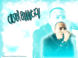 Chester Bennington Wallpaper by chaixing