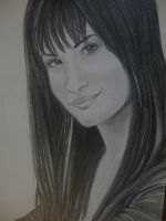 Demi Lovato by living4music