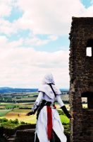 Assassin's Creed Cosplay - Altair II by Loroqueen