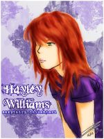 Hayley Williams by sexyfairy