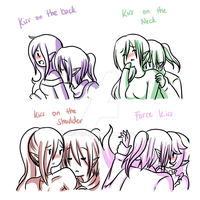.: Kisses from Leon Part 1 :. by MisterZei