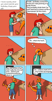 The Birthday Gift (Charmander TF TG) Part 2/4 by Ryusuta