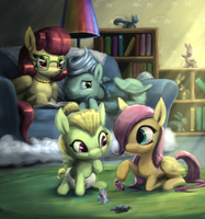 Simpler Times by Bakuel