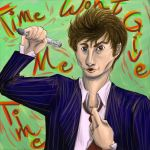 Time Enough for a Time Lord by OsaP