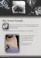 Tutorial - Skin Texture page 8/10 by HyperionDreams