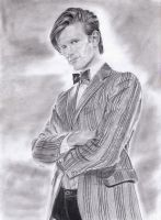 Doctor Who - Birthday Gift For Robzzy by MeryHeartless