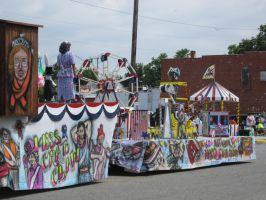 Prison Parade Float by kdawg7736