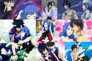 GrUvia_4EVER_Collage_2_Fairy Tail by StarfireGrace1998