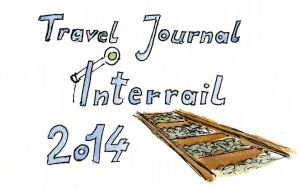Interrail 2014 Title Page by Dulliros