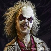 Beetlejuice by mrobinson-art