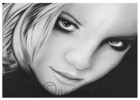 'Britney Spears' 2007 by Bodeen27