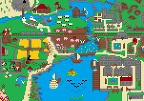 Farmhouse - Complete! by Aetherny