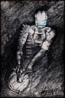 Dead Space: Isaac by thexhellion
